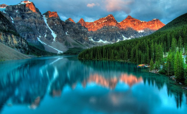 Най-красивите държави на планетата