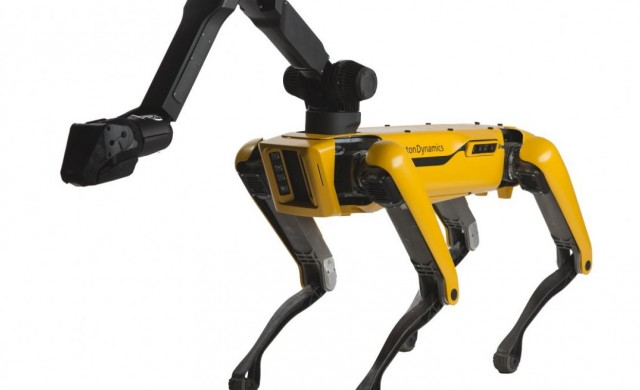 Кучето-робот на Boston Dynamics получи пореден ъпгрейд