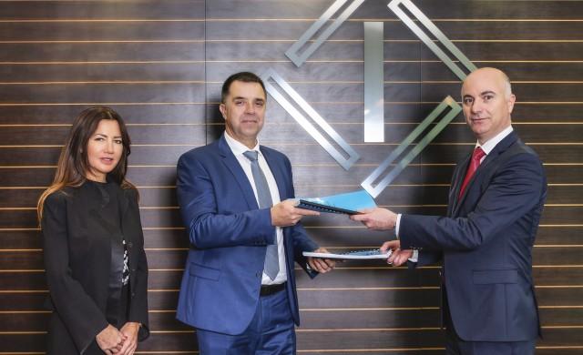 Fibank подписа споразумение с Фонд на Фондовете