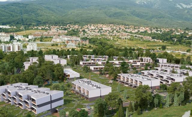 Започна строителството на най-зеления жилищен комплекс в София (снимки)
