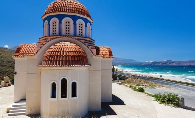 Земетресението край Крит предизвика малко цунами