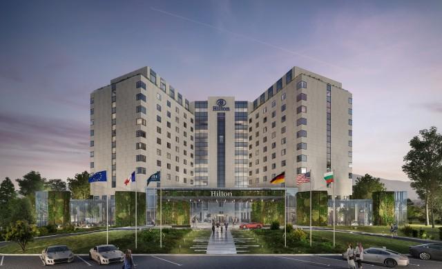 Петзвездният Hilton Sofia във фокуса на Building Innovation Forum 2021