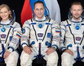 Приключиха снимките на първия игрален филм, заснет в космоса