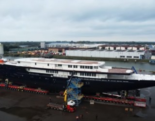 На кого е новата най-голяма яхта в света?