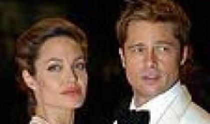 Брад Пит и Анджелина Джоли си купиха остров в залива на Дубай