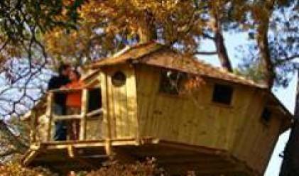 Мечтаете ли си за къщичка в някое дърво? - Франция сбъдва детските ви мечти