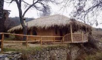 The Enchanting Clay Houses Of Leshten