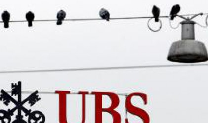 UBS с печалба за третото тримесечие