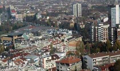 Средните офертни цени на жилищата в София със спад от 10%