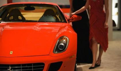 Продадоха Ferrari за 1.2 млн. евро