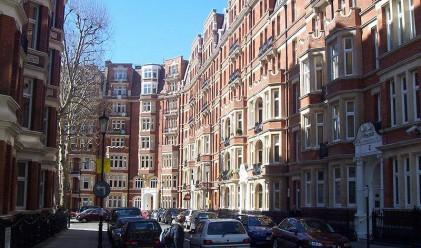 Спад в броя на имотите за милиони във Великобритания