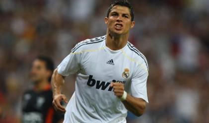 Роналдо не постига същия търговски ефект за Реал като Бекъм