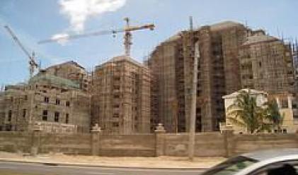 Строителната продукция със спад от 19.7% през септември
