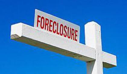 Ръстът на броя на просрочените ипотеки в САЩ не спира