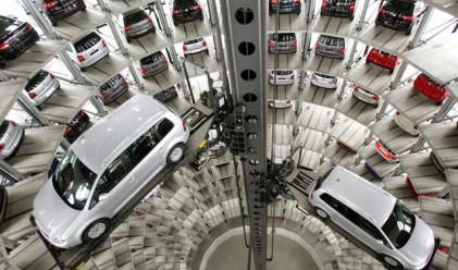 Годишен ръст в продажби на Volkswagen