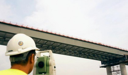 Дунав мост 2 готов през есента на 2011 г.