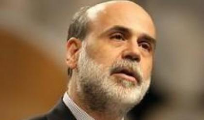 Бернанке: Два са рисковете за икономиката на САЩ