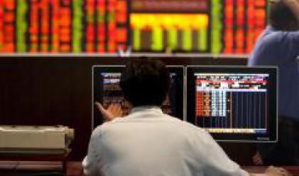Спад на европейските акции от 13-месечния им връх