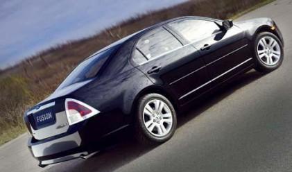 Ford Fusion - кола на годината 2010