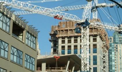 Строителната продукция в Европа със спад от 1.1%