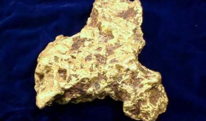 Цената на златото остава близо до върха