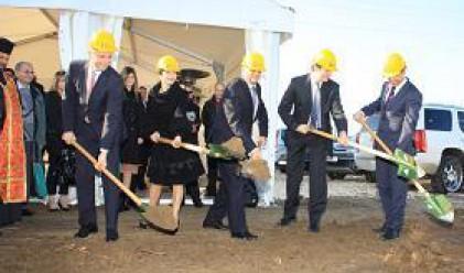Започна изграждането на Логистичен Парк Русе