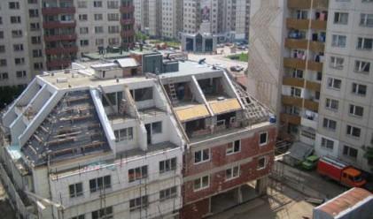 Спад в броя на разрешителните за строеж на жилища