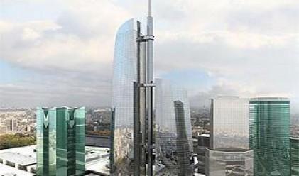 Най-високите сгради в строеж в Европа