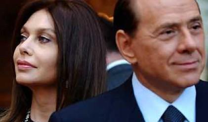 Съпругата на Берлускони иска 3.5 млн. евро на месец