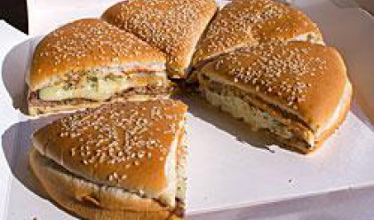 2 500 калории в бъргър на Burger King