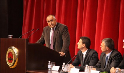 Борисов: Усвоим ли еврофондовете, ще увеличим и доходите