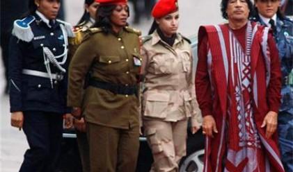 Жените в живота на Кадафи според Уикилийкс