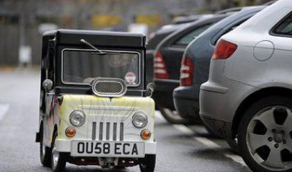 Най-малката кола в света