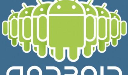 Делът на Android от пазара на смартфони вече е над 50%