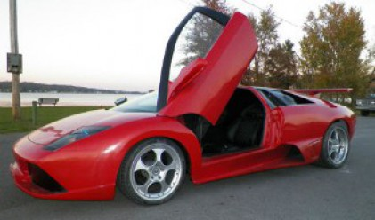 Седем уникални самоделки - от Lamborghini до Rolls Royce