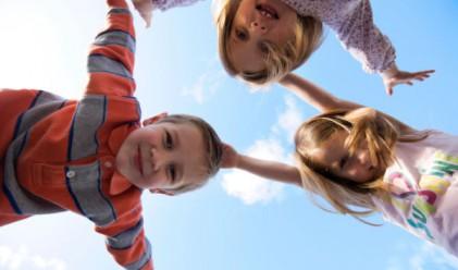 Щастливите деца стават богати