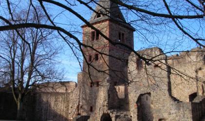 Разходка из замъка на Франкенщайн