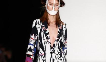 Най-абсурдните тоалети от седмицата на модата в Москва