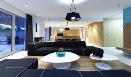 Просторен и модерен дом в Словакия