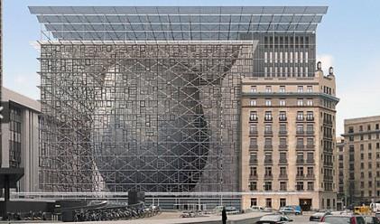 Съветът на ЕС с нова сграда за 181 млн. евро през 2015 г.