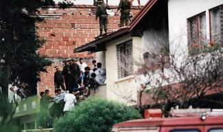 Продават къщата, в която е застрелян Пабло Ескобар
