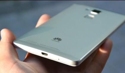 Huawei представя модела Mate 8 на 26 ноември