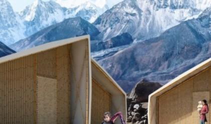 Създадоха къщи, които издържат на бедствия