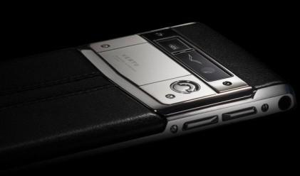 Производителят на луксозни смартфони Vertu има нов собственик