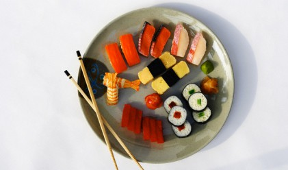 Как да ядем суши така, че да ни е най-вкусно