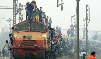 Шокиращи факти за жп мрежата на Индия