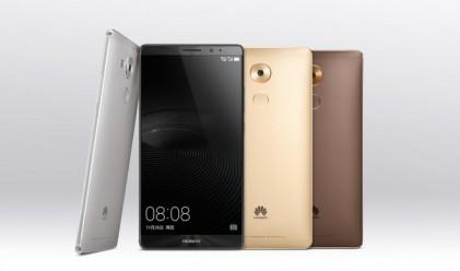 Huawei представи модела си Mate 8