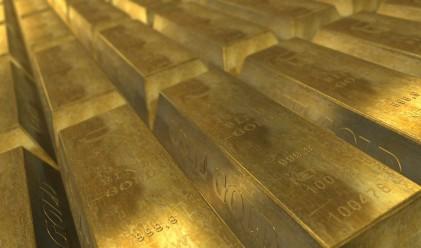 Златото флиртува с нивото на съпротива от 1280 долара