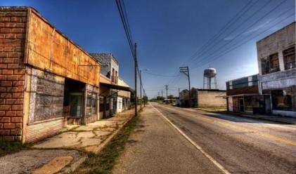 Токсичният призрачен град Пичър