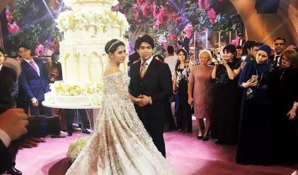 Как изглежда най-екстравагантната сватба в историята?
